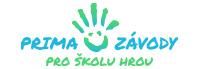 Prima závody pro školu hrou Logo